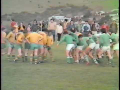 Green Island vs Brighton (3rds) & Green Island vs Taieri (Seniors), 1984