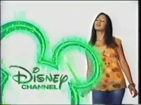 You're Watching Disney Channel! Ident  Jasmine Richards