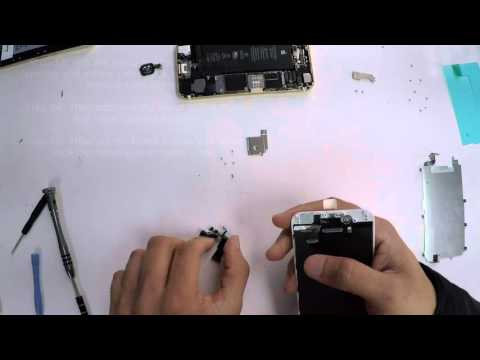 Learn How To Fix An Apple Iphone Lcd Screen