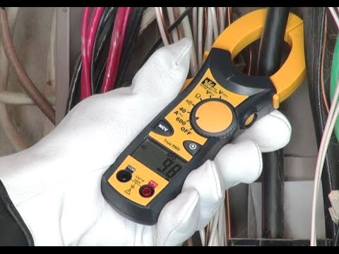 61-744 61-746 Clamp Pro™ 600 Amp Clamp Meter