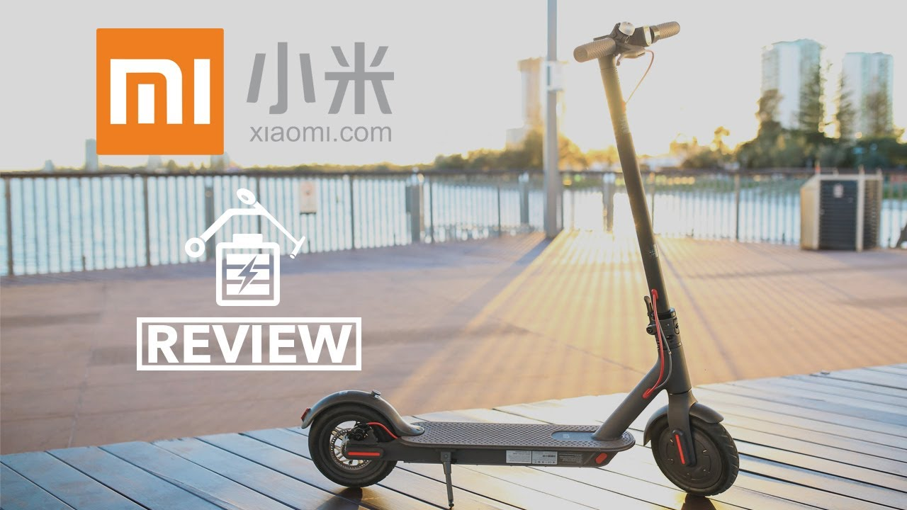 Download Lagu Xiaomi M365 Electric Scooter Review Mp3