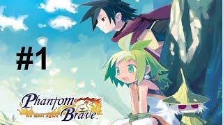 Phantom Brave: We Meet Again [1] Welcome Back