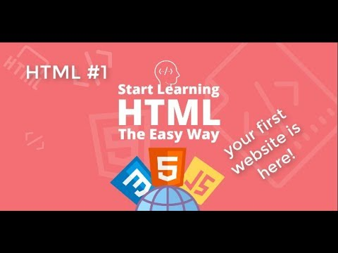 HTML Tutorial in Hindi for beginners:-Part 1 thumbnail