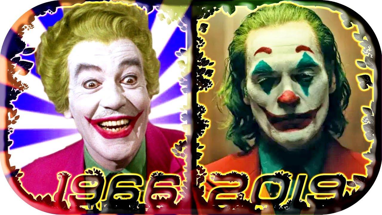 Download EVOLUTION of JOKER in Movies & TV (1966-2020) 🤑 Joker official trailer 2019 Joker full movie scene