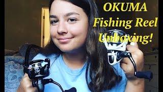 Okuma Fishing Reel Unboxing
