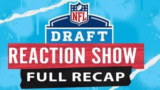 FULL NFL Draft Recap