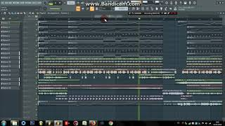 FL STUDIO [FREE FLP] lagu HAPPY BIRTHDAY BREAKBEAT