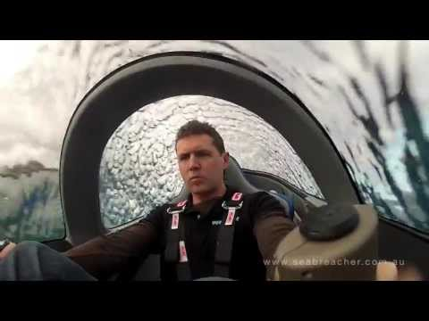 Seabreacher Australia's X-Model Submersible Watercraft