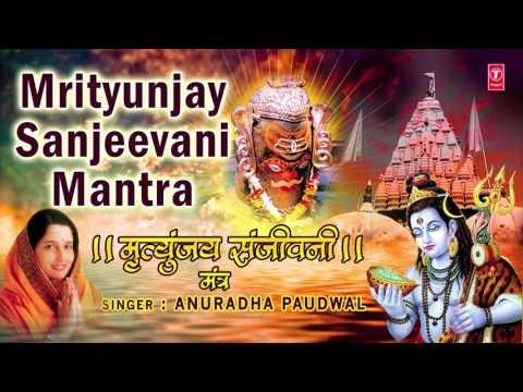 MRITYUNJAY SANJEEVANI MANTRA I ANURADHA PAUDWAL I Full AUDIO SONG