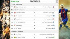 Review Fixtures Tables Results Bundesliga 2/1/2018
