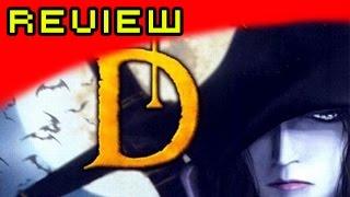 Vampire Hunter D (PlayStation) Review - DO YA LIEK TEH VIDYA GAEMS?!