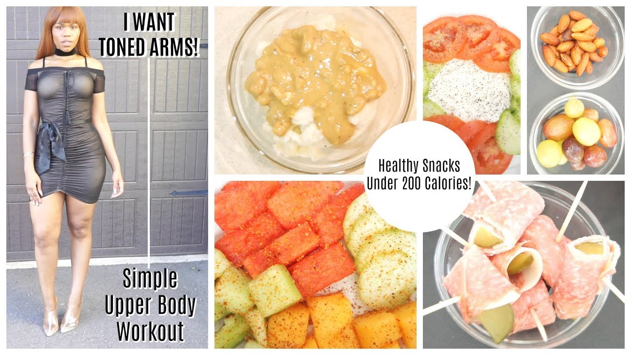 Healthy Low Carb Snacks Under 200 Calories
