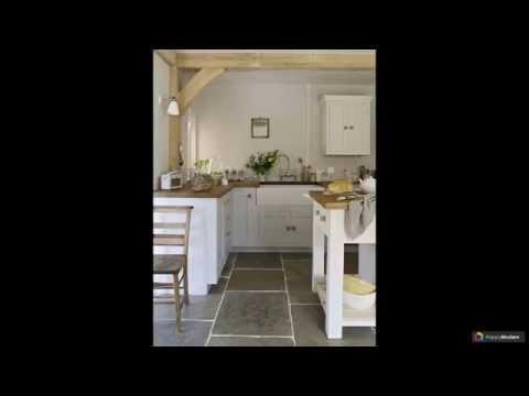 Плитка на пол на кухне 45 вариантов