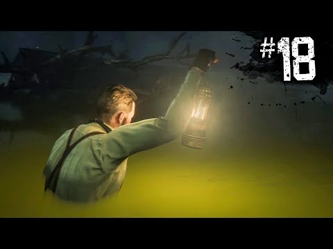 Red Dead Redemption 2 - ALLIGATOR SWAMP! - Part 18