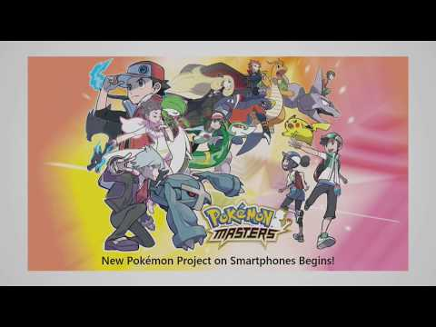 Pokemon Masters Announcement - Mobile Game By DeNA