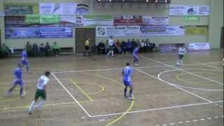БОРИСОВ-900 - ГРАНИТ 2:1 (0:1).Обзор матча 02.02.2013.