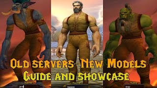 Update Video: Legion Models on WotlK Private Servers Guide