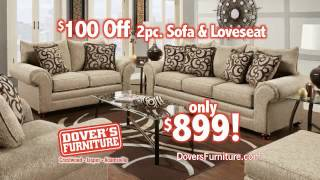 Dover's Furniture No Credit Check & Mattress Fox 6 Spot
