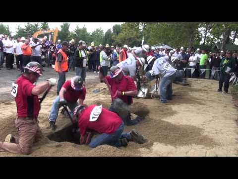 National Gas Rodeo 2012 Hand-Dig (Questar, National Grid, & Ameren MO)