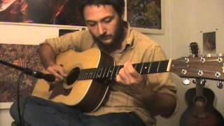 August Oster - Bear Stew (fingerpicking original song)