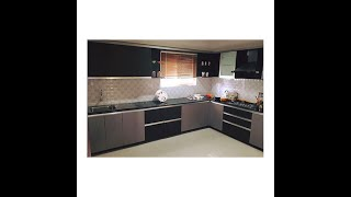 Latest Modular Kitchen Designs | Get kitchen in 7 days | with 5 years Warranty | Janalaxmi design's