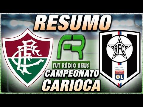 Fluminense x Resende Ao Vivo
