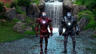 Iron Man 2 | Behind the scenes #2