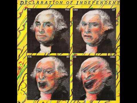 Declaration Of Independents - Full Album