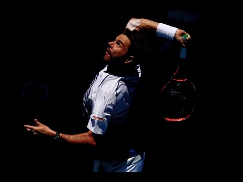 Stan Wawrinka vs Guillermo Garcia Lopez Highlights HD PART 2 Australian Open 2015