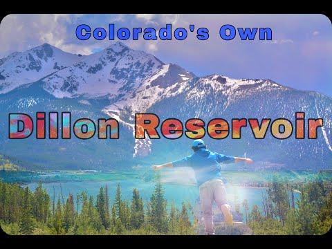 Dillon Reservoir, Colorado   Lake Dillon & Sapphire Point Overlook   Desi Travel Vlog   Desi In US