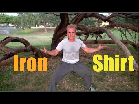 Real IRON SHIRT Kung Fu - Hard Training