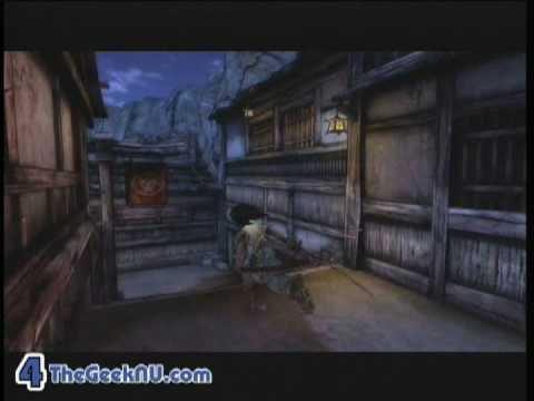 Afro Samurai Xbox 360 Gameplay