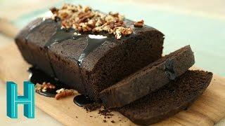 Chocolate Pound Cake |  Hilah Cooking