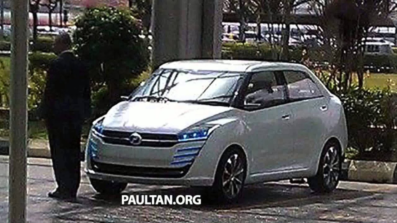 2015 model perodua alza - YouTube