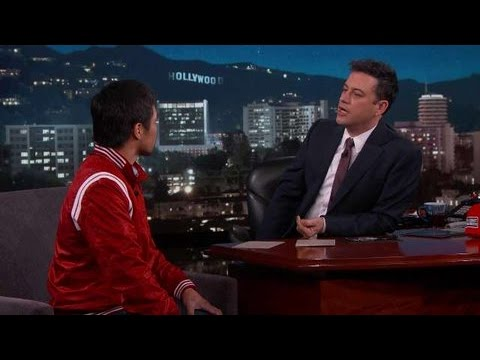 Manny Pacquiao & Jimmy Live SING A SONG