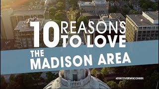 10 Reasons to Love the Madison Area (Episode Teaser)