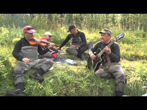 Анатолий Полотно и Федя Карманов - Рыбацкие Байки
