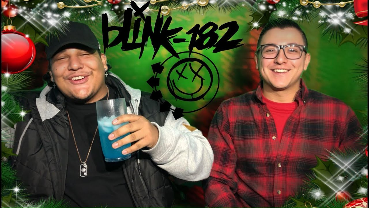 Blink 182 - Not Another Christmas Song (REACTION!!!) - YouTube
