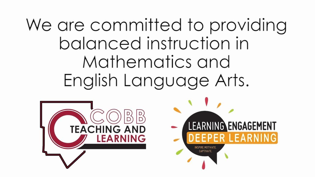 English Language Arts – Cobb Academics