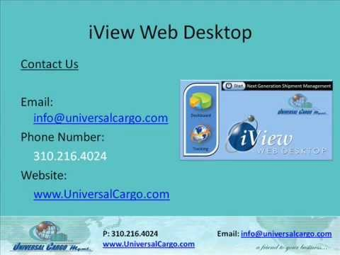 iView Web Desktop
