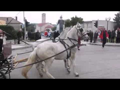 Maškare 2013  Konji vrani