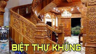 Bán nhà Gò Vấp( 110 ) Biệt thự mini 1 lầu 7m x 16m nở hậu 12m nội thất gỗ tuyệt đẹp giá rẻ 11.2 tỷ
