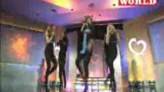 The Saturdays - Just Can't Get Enough (Children's Champions Awards)