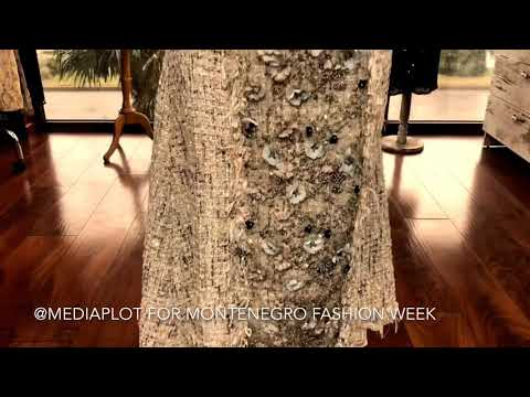 Marina Banovic Atelier - New Collection For Montenegro Fashion Week