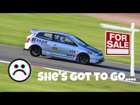 Our Championship winning Civic Type R is for sale