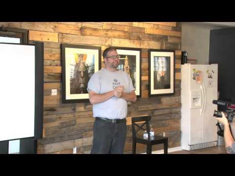 Weekly Startup Meetup: Andrew Schwabe @Stashapps