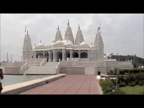 Hindu Temple in Stafford - Frugal Things To Do in the Houston by www.SpendWiselyTexas.com