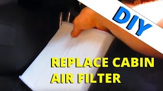 cabin air filter change 2013 16 ford escapes how to escape