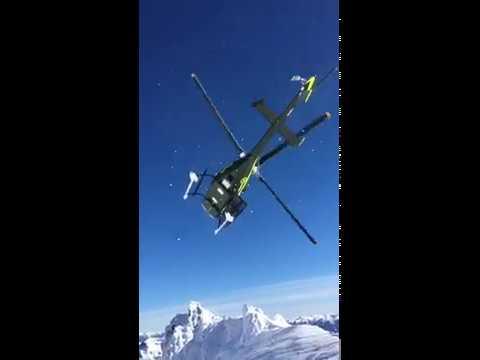 Heli Ski en Cerro Chapelco