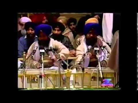 Sun Yaar Hamare Sajan - Bhai Gurcharan Singh - 12/03/03 - Live Sri Harmandir Sahib